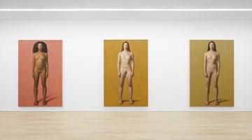 Contemporary art exhibition, Kurt Kauper, Women at Almine Rech, New York