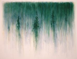 Forest by Sean Wang contemporary artwork
