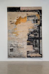 Untitled II by Sepideh Mehraban contemporary artwork sculpture, textile
