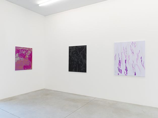 Exhibition view: Evi Vingerling, Upbringing, Kristof De Clercq gallery, Ghent (12 May–16 June 2019). Courtesy Kristof De Clercq gallery.
