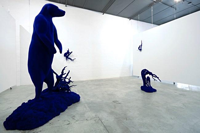 Evanescere  by Natalie Ryan contemporary artwork