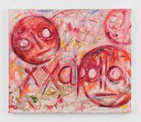 xx apollo I by Jutta Koether contemporary artwork painting
