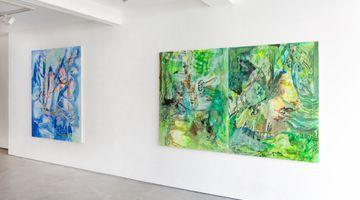 Contemporary art exhibition, Francesca Mollett, Wild Shade at Informality, Henley on Thames