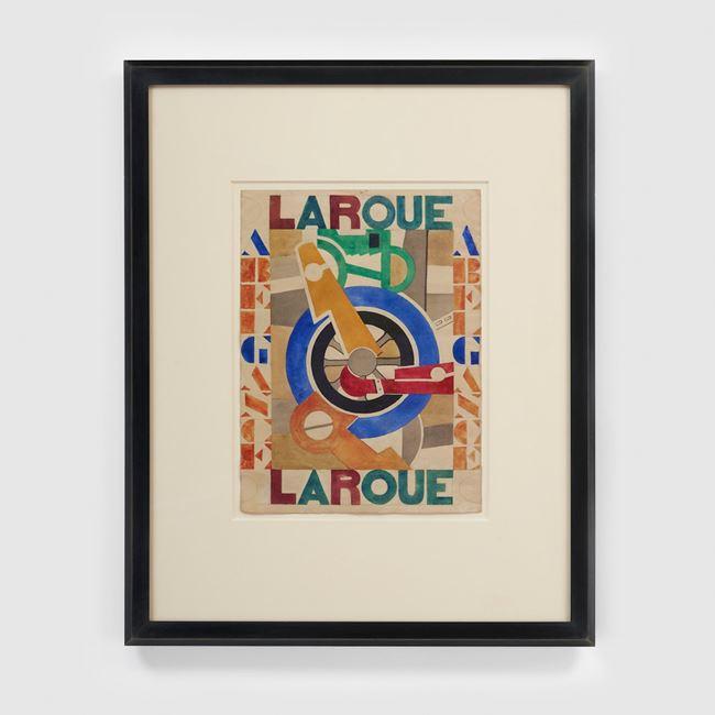 La Roue (Projet d'affiche pur La Roue D'Abel Gance) by Fernand Léger contemporary artwork