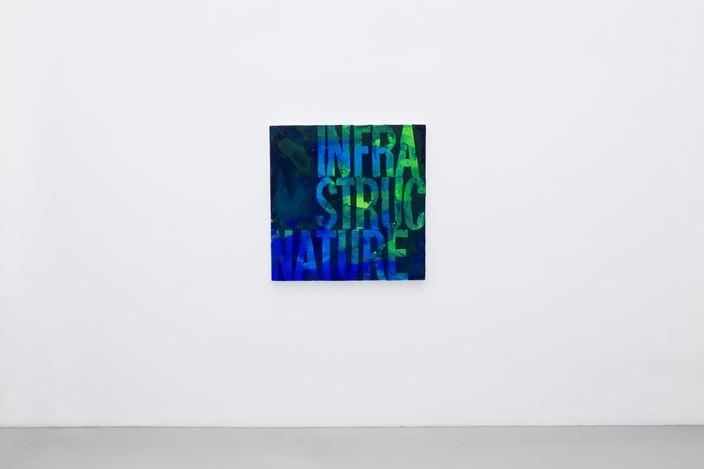 Exhibition view: Heimo Zobernig, Galerie Meyer Kainer, Vienna (6 November–19 December 2020).Courtesy Galerie Meyer Kainer.