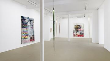 Contemporary art exhibition, Mimosa Echard, Numbs at Galerie Chantal Crousel, Paris