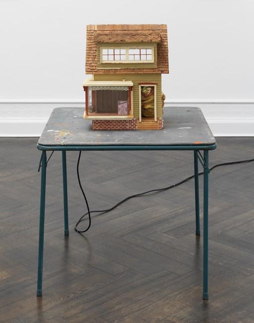 Shibusawa's House by Richard Hawkins contemporary artwork