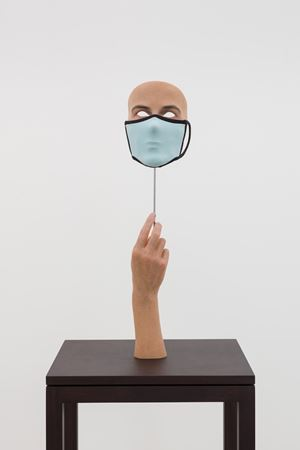 Mask Masked by Gillian Wearing contemporary artwork
