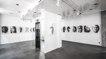 Contemporary art exhibition, Hom Nguyen, Dark Side at A2Z Art Gallery, Paris