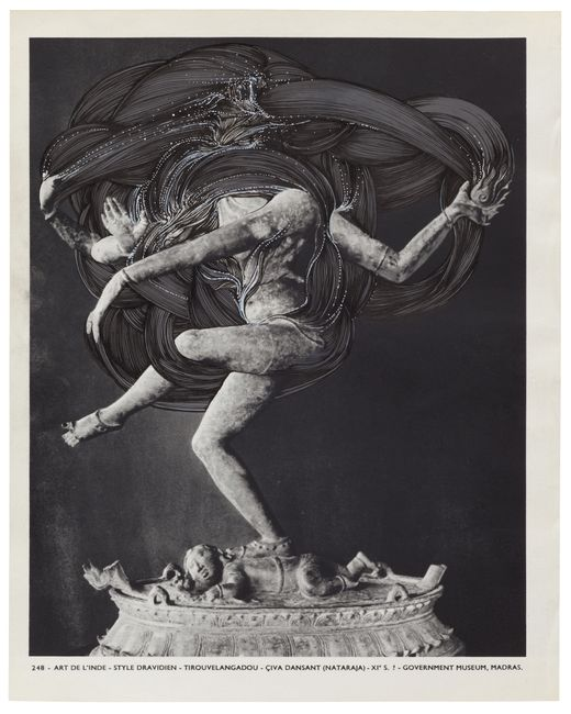 MUSÉE IMAGINAIRE, Plate 248 by Ann-Marie James contemporary artwork