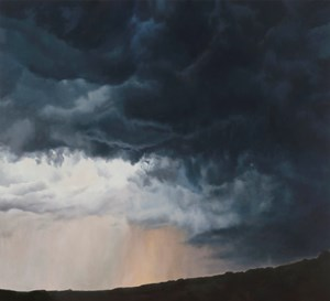 Big Storm Light by April Gornik contemporary artwork