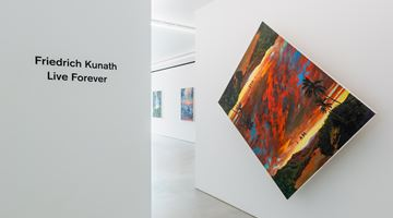 Contemporary art exhibition, Friedrich Kunath, Live Forever at Blum & Poe, Tokyo