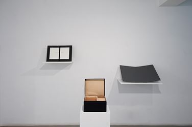 Exhibition view: Ayesha Jatoi, Tomorrow, Sabrina Amrani Gallery, Madera, 23, Madrid (23 November–31 December 2016). Courtesy Sabrina Amrani Gallery.