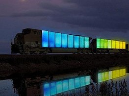 Next stop ACMI for Station to Station, Doug Aitken's rolling ark for creativity