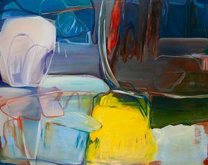 Walk 21100-#003 by Park Kyung-A contemporary artwork