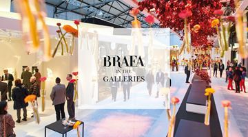 Contemporary art exhibition, Brafa in the Galleries at Bailly Gallery, Online Only, Paris