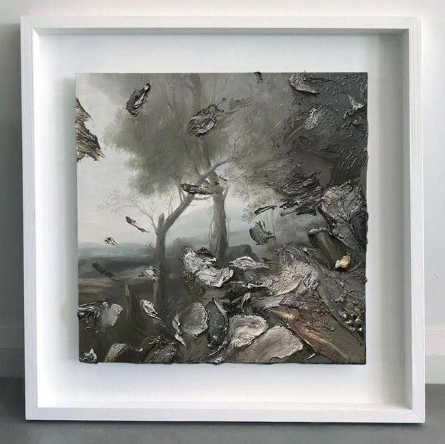 Landscape Study II by Dean Fox contemporary artwork