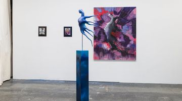 Contemporary art exhibition, Bettina Scholz, Studio Views at SETAREH, Online Only, Germany