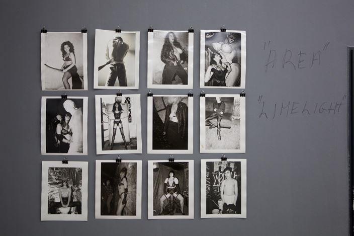 Exhibition view: Stephan Lupino,80's in NY,Galerija Fotografija, Ljubjana (1 December 2016–21 January 2017). CourtesyGalerija Fotografija.