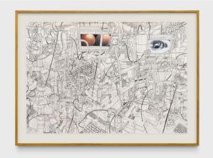 Num piscar de olhos by Milton Machado contemporary artwork