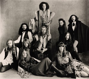Early Hippies, San Francisco by Irving Penn contemporary artwork
