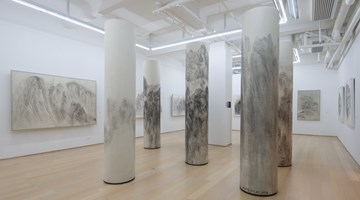 Contemporary art exhibition, Xu Longsen, Mountains  in  the  Clouds 雲山蒼蒼 at Hanart TZ Gallery, Hong Kong