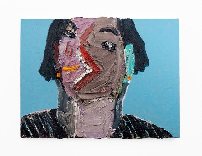 Twitter Voice by Georgina Gratrix contemporary artwork