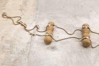 Untitled (Skittles) by Aurélien Martin contemporary artwork sculpture