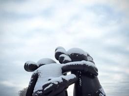 Previews: KAWS at Yorkshire Sculpture Park