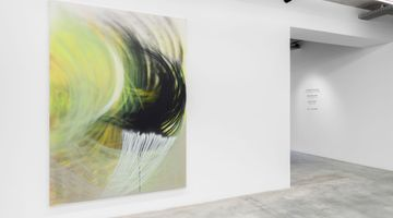 Contemporary art exhibition, Andrea Marie Breiling, I Think I Might've Inhaled You at Almine Rech, Brussels