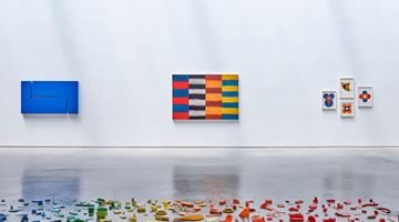 Contemporary art exhibition, Group Exhibition, Spectrum at Lisson Gallery, West 24th Street, New York, USA