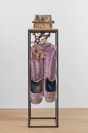 Bakers House Robe and Chatka Malolatka by Paulina Olowska contemporary artwork