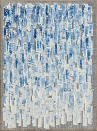 Conjunction 20-61 by Ha Chong-Hyun contemporary artwork painting