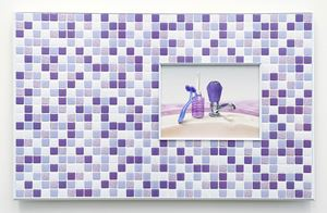 Lilac Low-Suds by Emily Hartley-Skudder contemporary artwork