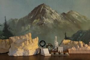 Viewing Platform by Elaine Campaner contemporary artwork