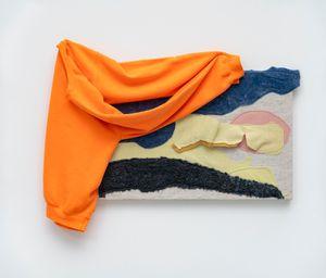 Poente com apoio by Gokula Stoffel contemporary artwork
