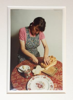 Photo Therapy: Early Mother by Jo Spence contemporary artwork