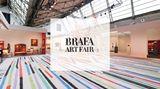 Contemporary art art fair, Brafa Art Fair at Bailly Gallery, Paris, France