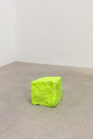 Pflasterstein / Cobblestone by Karin Sander contemporary artwork