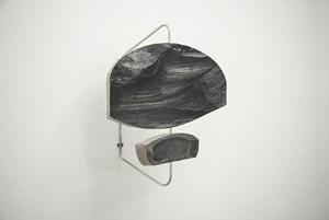Swivel #5, Bone Mineral by Genevieve Chua contemporary artwork