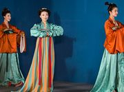 'Echo of Civilization: Crossing Dunhuang' was unveiled with gorgeously visual performances
