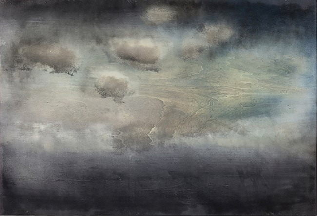 Lost Lanscapes (6) by Robert Elfgen contemporary artwork