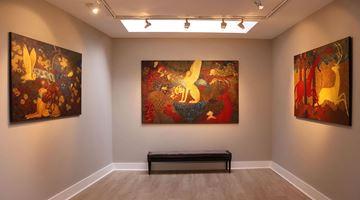 Contemporary art exhibition, Timur D'Vatz, Dream and Dreamer at Cadogan Contemporary, London