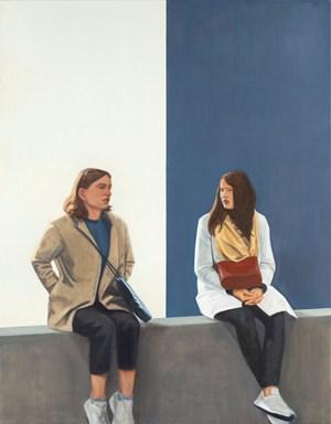 Conversation by Tim Eitel contemporary artwork