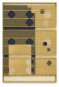 Mat 120 × 165 #20-08 by Suki Seokyeong Kang contemporary artwork sculpture, textile