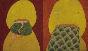 Untitled 2008-81-B by Nobuko Watabiki contemporary artwork