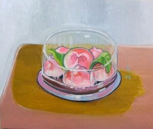 The Peach 壽桃 by Lu Hao-Yuan contemporary artwork