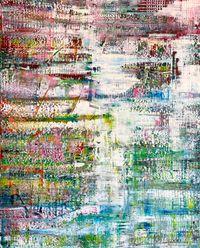 Love, Light and Energy by Sassan Behnam-Bakhtiar contemporary artwork painting