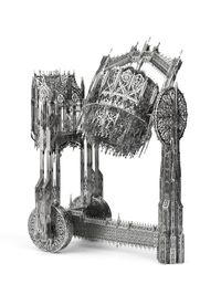 Concrete Mixer (scale model ¼) by Wim Delvoye contemporary artwork print