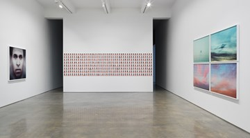 Contemporary art exhibition, Trevor Paglen, A Study of Invisible Images at Metro Pictures, New York